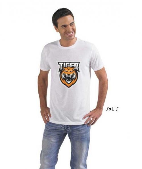 T-shirt με ψηφιακή εκτύπωση